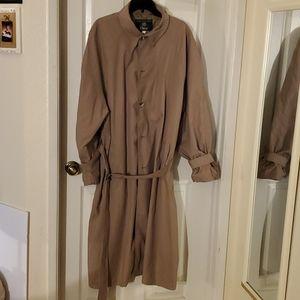 Orvis trench coat
